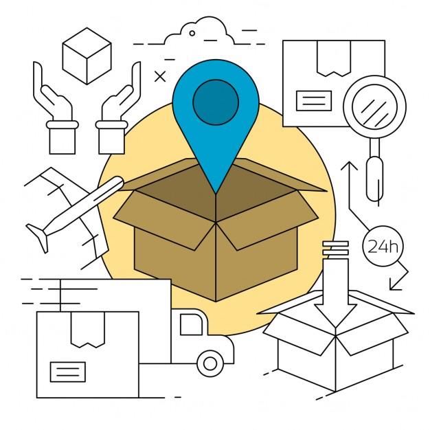 Distribuidor: Acerte no carregamento de seus veículos