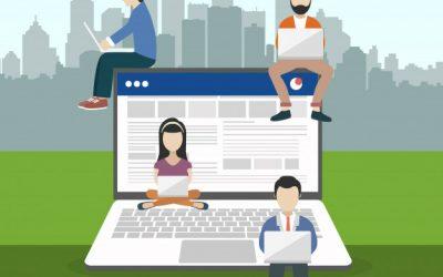 O ambiente digital e os hábitos do comprador B2B