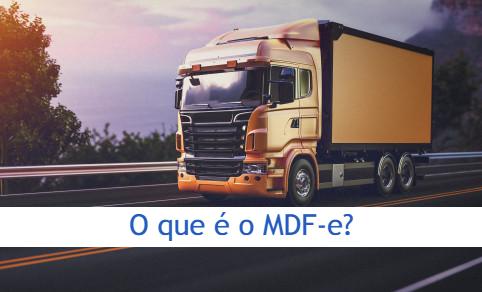 O que é o MFD-e